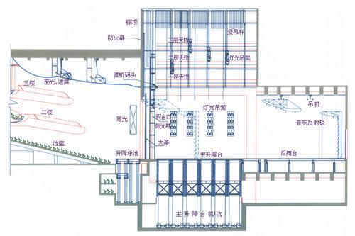 舞台铺面图-产品中心-泰州市星华舞台设备工程有限公司